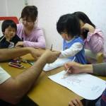 英語教室親子クラス2歳児